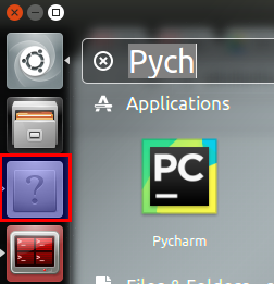 How to create a Unity icon for Pycharm