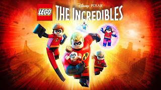 Lego The Incredibles Wallpaper