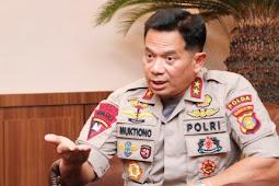 Muktiono Pimpin Vidcon Jelang Idul Fitri dengan Polres Jajaran Kalimantan Timur