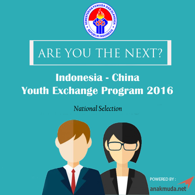 Indonesia-China Youth Exchange Program 2016