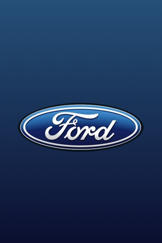 Free Wallpapers for iPhone: Ford logo