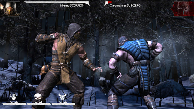Mortal Kombat Apk Data Download