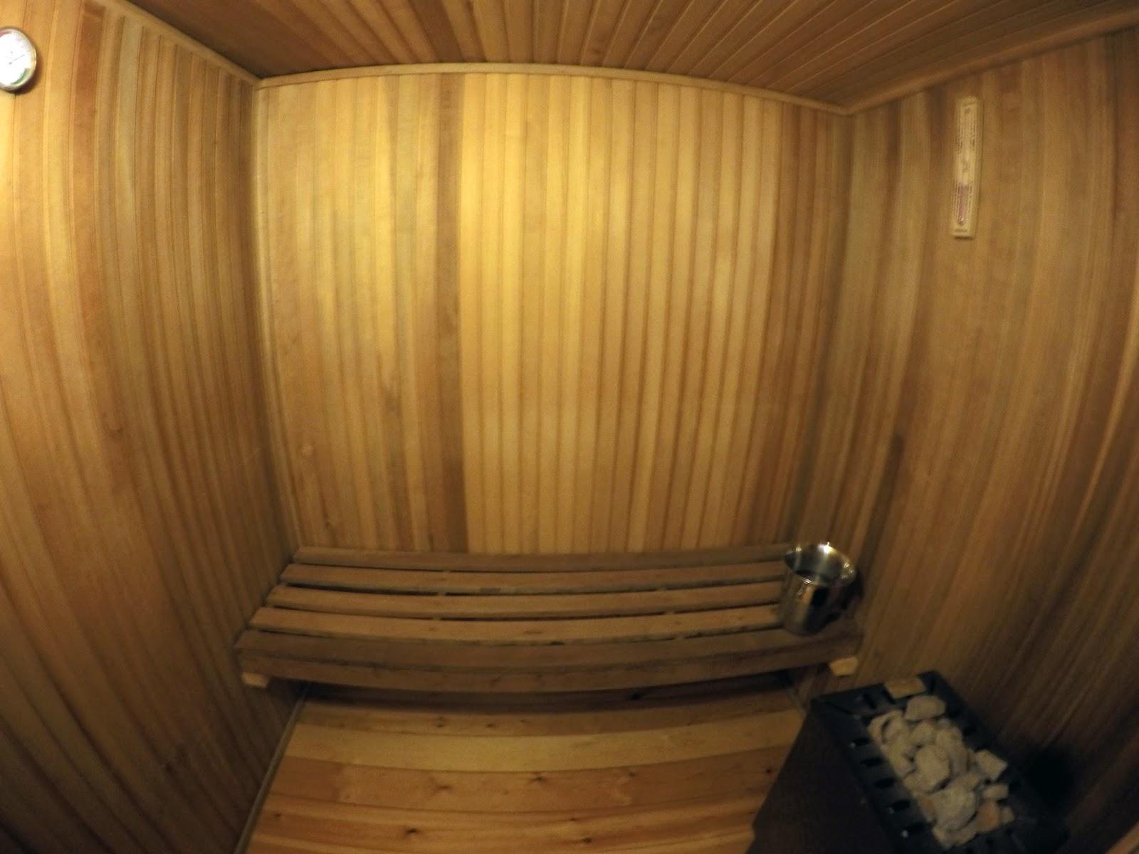 Tharroe of Mykonos Sauna