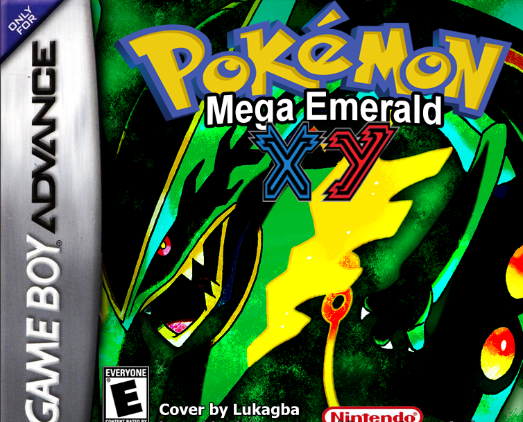 Pokemon Mega Emerald X and Y