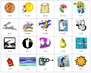 Image result for homophone photos