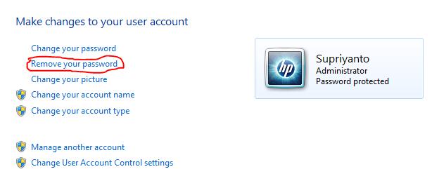 Cara Mereset atau Mengubah Password pada Laptop dengan Mudah
