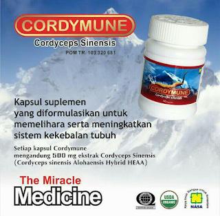 Cara Minum Paket Stroke Cordymune