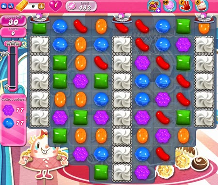 Candy Crush Saga 467