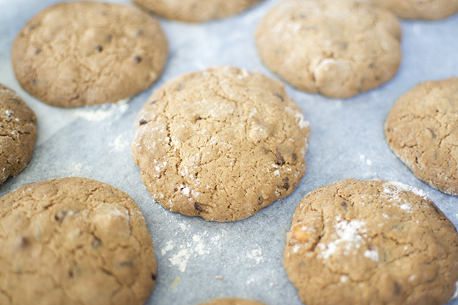 Chocolate Chip and Toasted Hazelnut Cookie Recipe