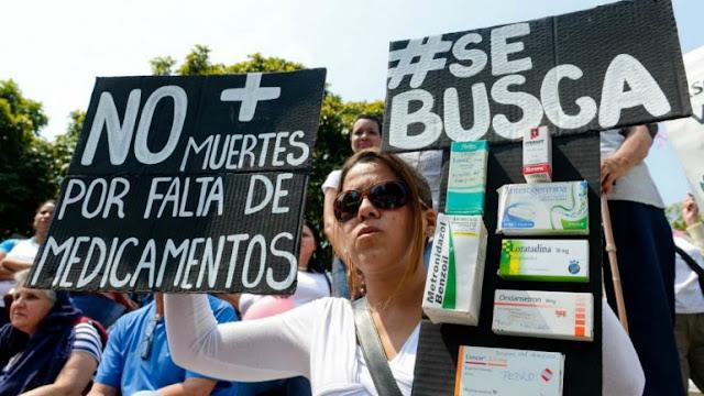 Venezolanos marcharán en Lima para pedir un canal humanitario