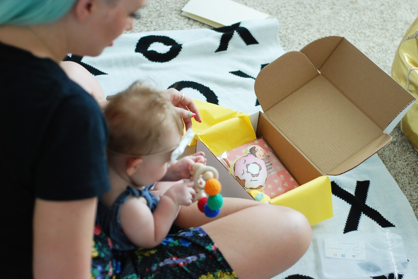 Mom and Tot, Baby Subscription Box