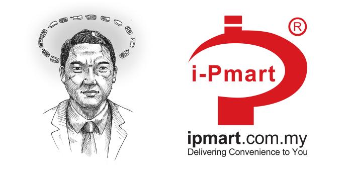 IPmart founder - Mart Tang