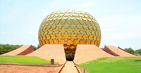 Auroville - a cidade sem classes sociais e políticos, onde todos ganham o mesmo salário - Img 5