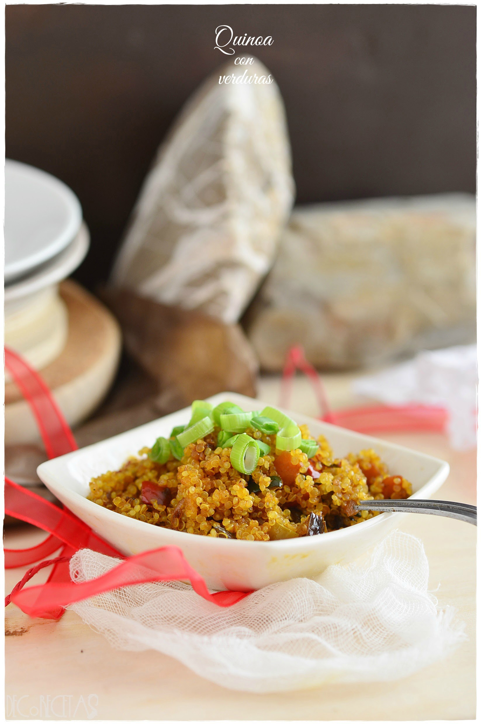 Quinoa con pollo | una manera estupenda de consumir quinoa