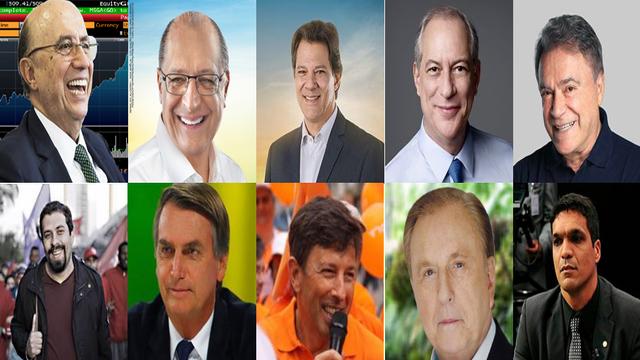 Dentro dos investimentos das campanhas, Bolsonaro e Haddad gastam menos de R$ 1 por voto