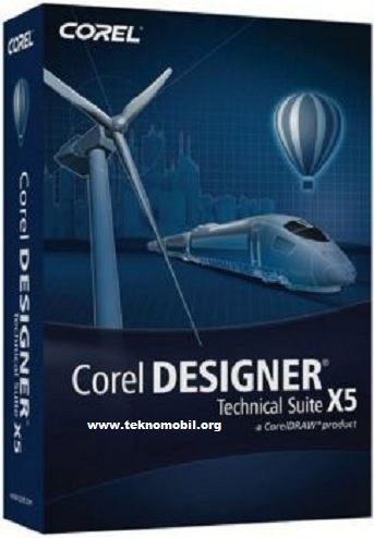 Corel DESIGNER Technical Suite X5 v15.2.0.686 Full