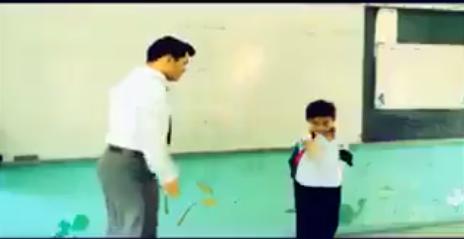 طالب كل يوم يتاخر والمدرس يعاقبه قرر المدرس يراقب الطالب ويشوف لماذا يتاخر وكانت المفاجأة !!