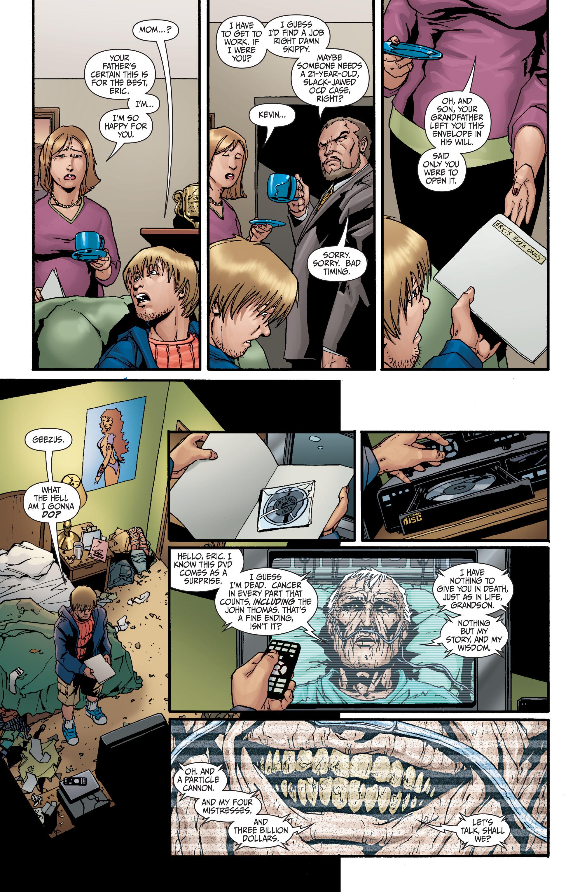 Read online Secret Six (2008) comic -  Issue #30 - 3
