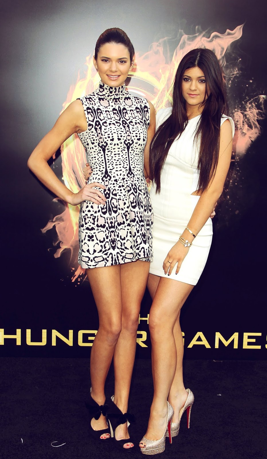 13- At The Hunger Games Los Angeles Premiere on March 12, 2012
