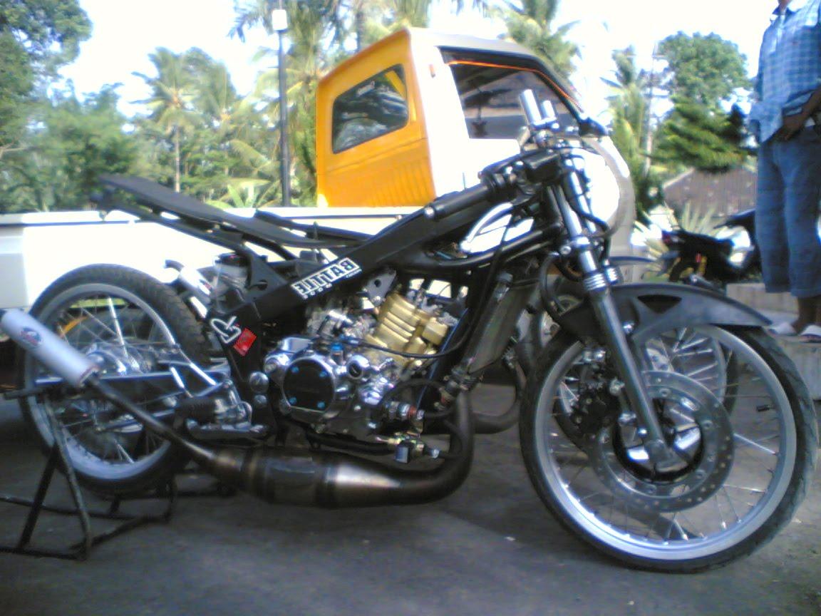 Modifikasi Motor Legenda Modifikasi Sepeda Motor