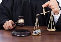 Poder judicial corrupto