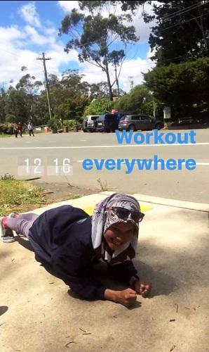 workout sydney