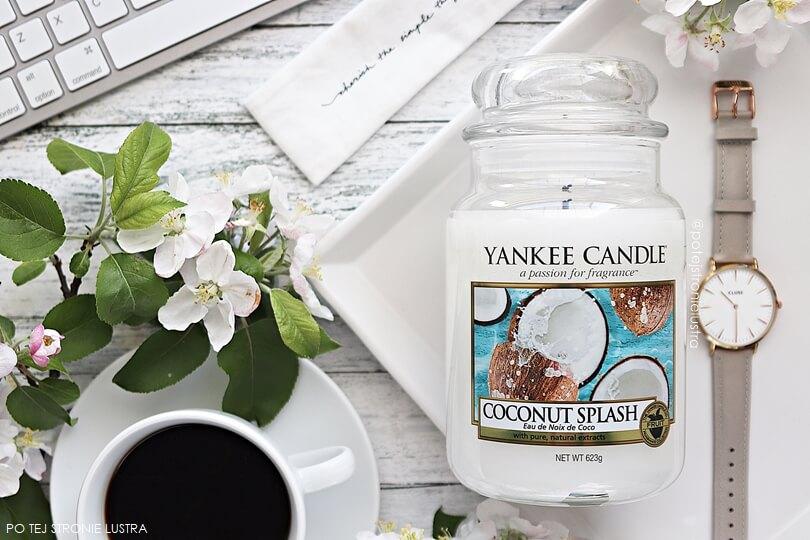 8 nowych świec Yankee Candle - nowości kwietnia cz. I