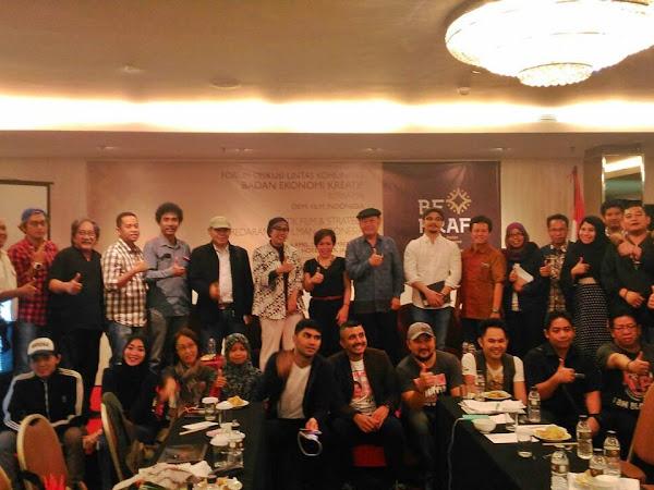 Kembali Bersinergi, Demi Film Indonesia (DFI) Siap Berstrategi !