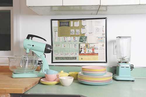 Oh So Lovely Vintage Time Capsule Homes