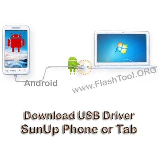 Download SunUp USB Driver