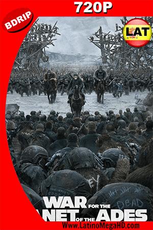 El Planeta De Los Simios: La Guerra (2017) Latino HD BDRip 720p ()
