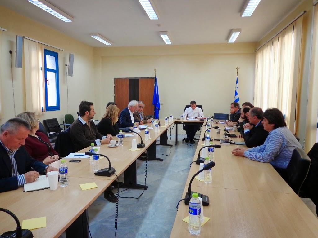 Σύσκεψη για την εξέλιξη του έργου ΣΔΙΤ της ΔΙΑΔΥΜΑ στην Περιφέρεια Δυτικής Μακεδονίας