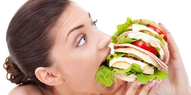 6 razões pelas quais você está com fome o tempo todo