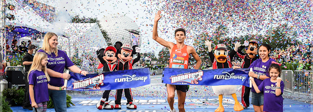 Marathon Weekend na Disney em Orlando