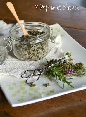 herbes salées du Bas du Fleuve - aromatiques  © Popote et Nature