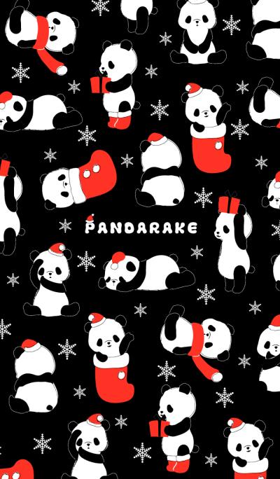 PANDARAKE ver.christmas