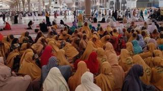 Alhazan Najeriya uku ne suka rasu a Saudiyya
