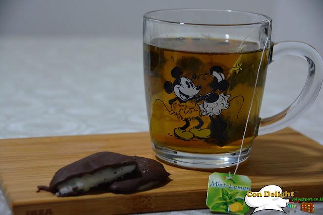 ממתק מנטה שוקולד York pepperming pattie