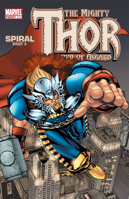 Thor (1998) Issue #67 #68 - English 1