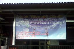Kursus Bahasa Jepang di Bekasi