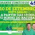 Situação em Espírito Santo/RN realiza mais um comício na noite deste Sábado, 10 de Setembro.