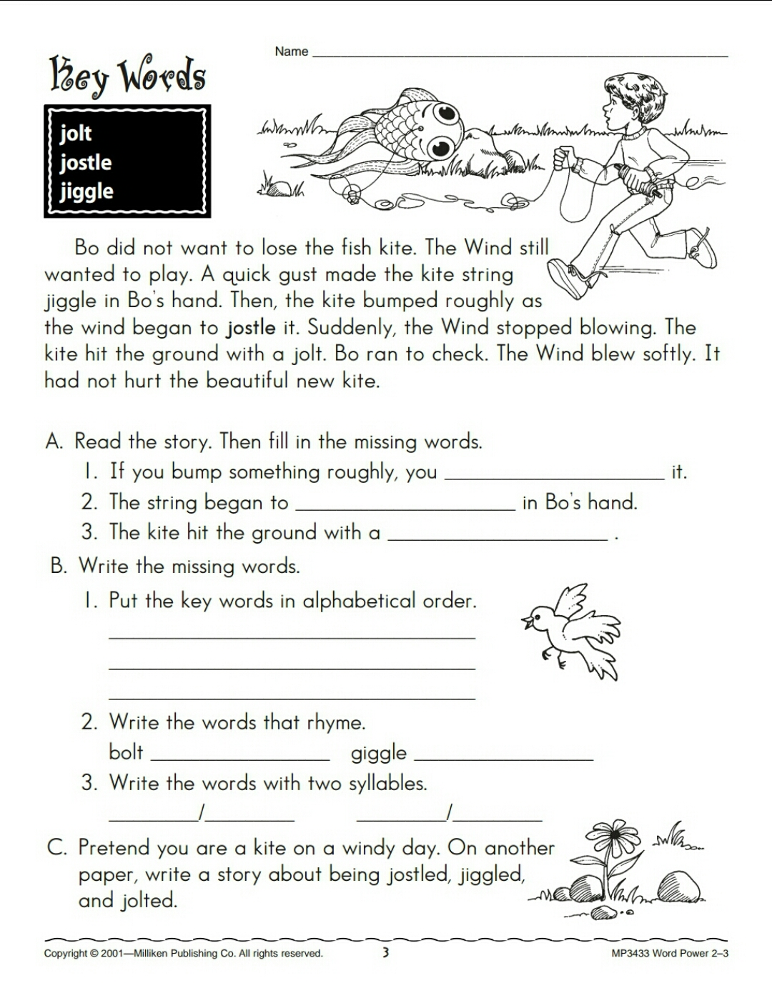 Download Word Power Vocabulary Enrichment Activities (PDF