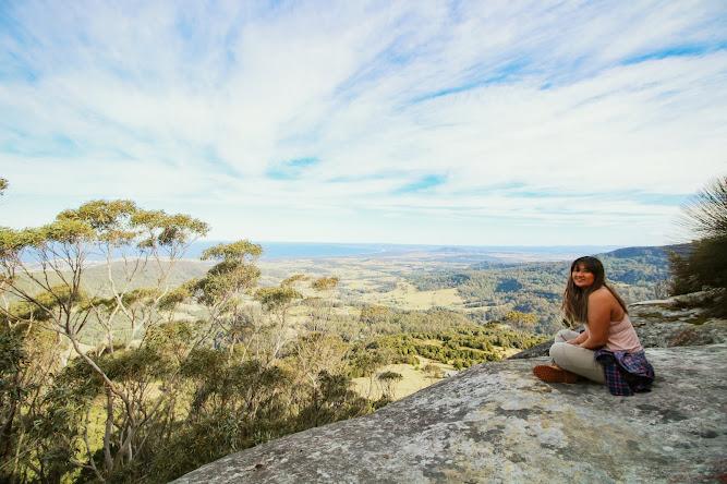 Hoddles Track Noorinan Mountain