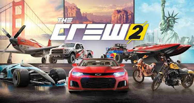 The Crew 2 APK + OBB For Android Mobile Version
