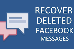 How We Can Recover Deleted Messages From Facebook