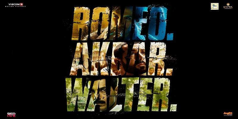 RAW - Romeo Akbar Walter Box Office Collection Poster