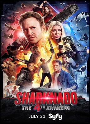 Sharknado: Corra Para o 4º (Dublado)
