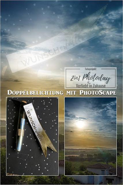 2in1 Photoday -Anleitung für Bildbearbeitung in PhotoScape +Schritt für Schritt mit Bilder-Tutorial