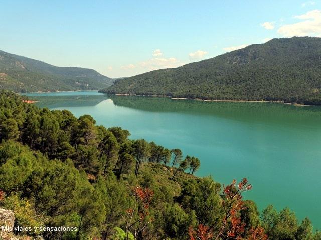 Mirador Solana de Padilla, Parque Natural de la Sierra de Cazorla, Andalucía