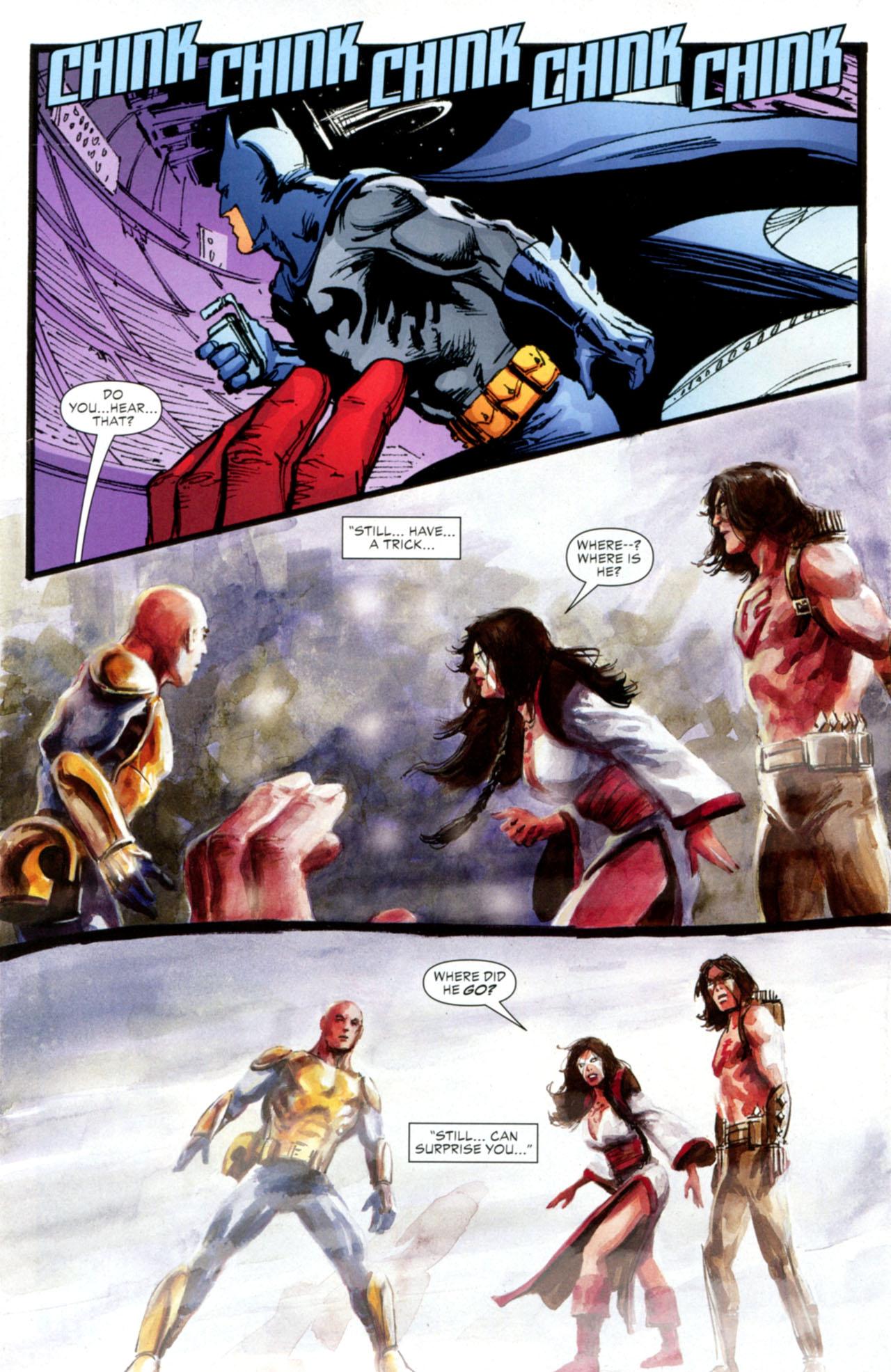 Batman Confidential Issue #53 #53 - English 21